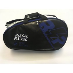 PALETERO ROYAL PADEL BLACK/BLUE