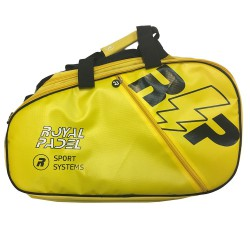 Paletero Royal Padel XL Voltage yellow