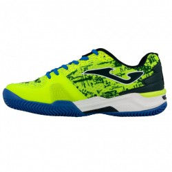 JOMA T.SLAM MEN 711 FLUOR CLAY