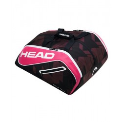 Paletero Head Tour Team Mostercombi morado rosa