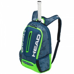 Mochila Head Tour Team BackPack Azul/verde 2018