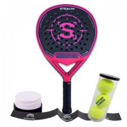 Shooter Stealth Rosa Fluor